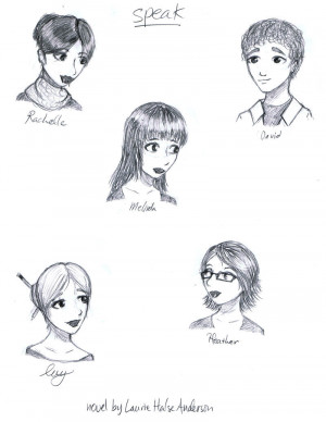 Speak Characters by EmmaTheSpottedBat