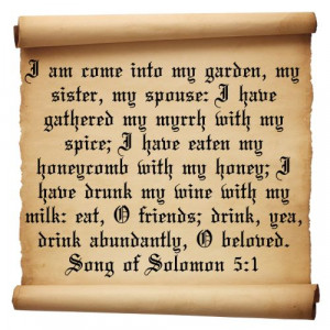 song of solomon quotes