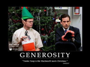 The Office Season 2 Quotes - Christmas Party - Quote #276