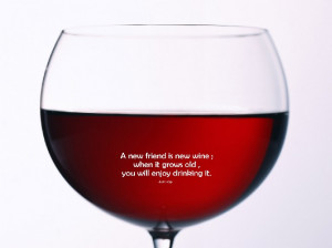 inspirational quotes about wine