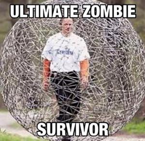 funny pictures ultimate zombie survivor wanna joke.com