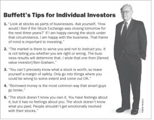 Warren Buffett's Education