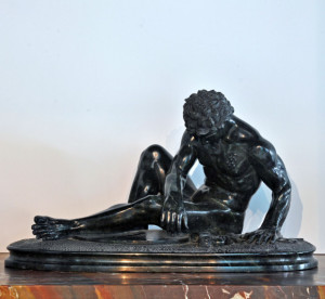 The Dying Gaul Greek Sculpture