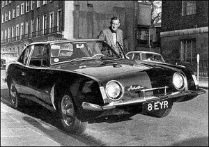 In 1963 Ian Fleming bought a Studebaker Avanti. He asked for one in ...