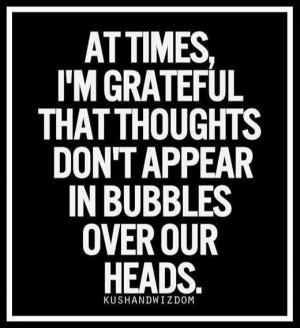 Thank goodness…