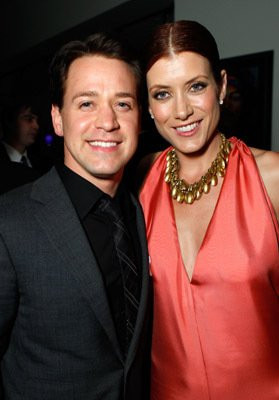 Kate Walsh and T.R. Knight