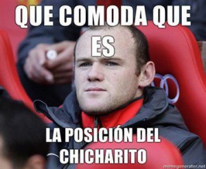 Chicharito Real Madrid Memes