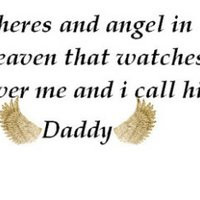 Angel Heaven Poem Image...