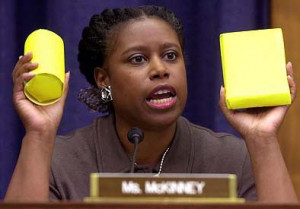 What about Cynthia McKinney:::: Who really deserves the AWARD!!