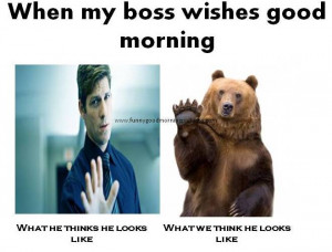admin March 29, 2014 WHEN MY BOSS WISHES GOOD MORNING!! 2015-02-01T04 ...