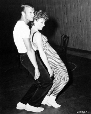 Tab Hunter & Gwen Verdon, Damn Yankees