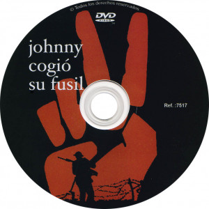 Carátula Dvd De Johnny Cogio Su Fusil Got His Gun