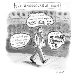 Cartoon by Roz Chast, New Yorker, March 22, 2010 ]