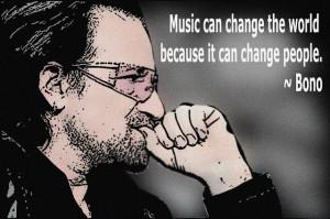 Bono's quotes