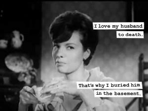 1950's Housewife Funny Memes: 13 Sarcastics - Team Jimmy Joe