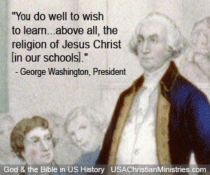 US History Quotes About God and the Bible - USA Christian ...