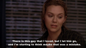 Peyton Sawyer Quotes One Tree Hill Peyton Sawyer