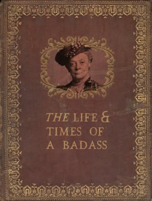 ... biography of the Dowager Countess of Grantham, Lady Violet Crawley