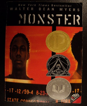 dean myers monster monster by walter dean myers monster by walter dean ...