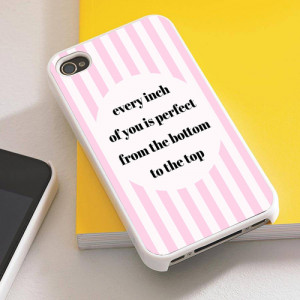 Meghan Trainor All about that bass Quotes Case iPhone 4/4s Case ...