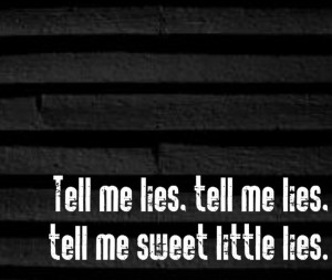 Fleetwood Mac - Little Lies - song lyrics, song quotes, songs, music ...
