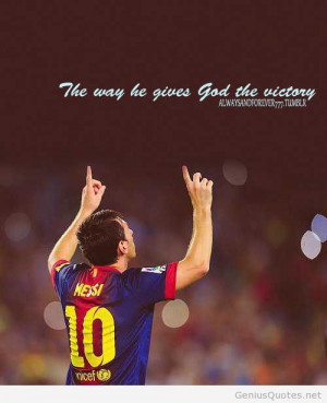 World Cup messi quotes 2014