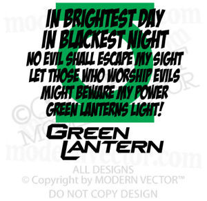GREEN-LANTERN-Quote-Vinyl-Wall-Decal-Justice-League