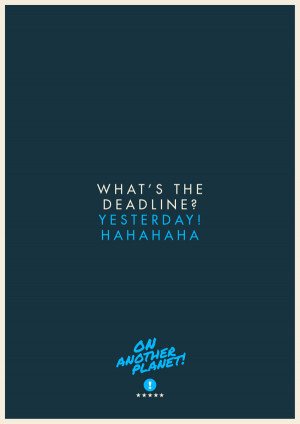 Irritating Questions By Clients | A Fun Project by Jonathan Quintin