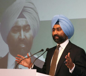 Malvinder Mohan Singh, Chairman, Religare enterprises Ltd. File photo
