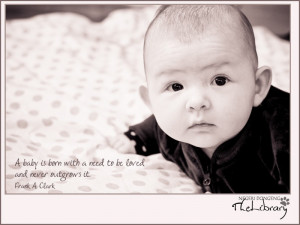 Cute Baby Quotes, Sayings collections