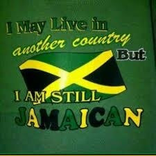love my country JAMAICA one love . Take the girl off the island but ...