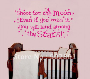 ... Moon Children room vinyl Wall Quote Saying Decals(China (Mainland
