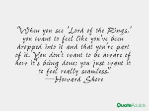Howard Shore