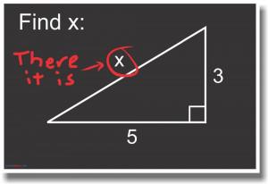 funny math cartoons