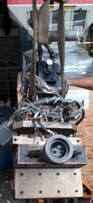Bekum 3BLZ55-100B Molding Machine Head Front