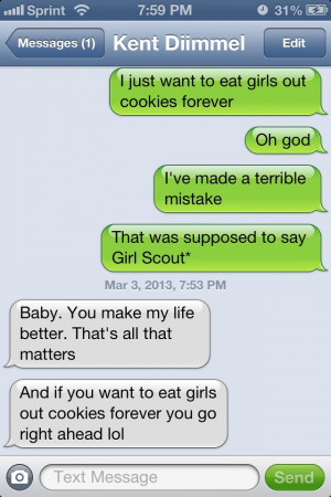 Lesbian Girl Scout cookies?
