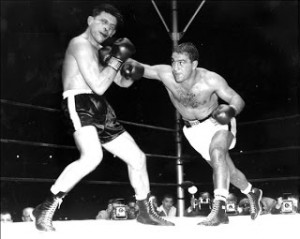 Rocky Marciano Fight Photos