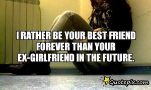 ex best friend quotes and sayings ex bestfriend quotesone having your ...