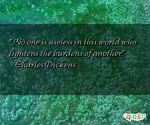 Quotes About Burdens Follow...
