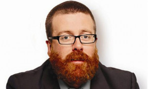 Frankie Boyle, King of Offensive One Liners