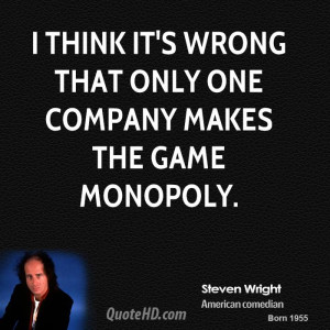 steven-wright-steven-wright-i-think-its-wrong-that-only-one-company ...