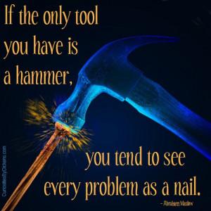 Funny Hammer Nail Quotes