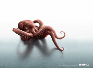 40 Creative and Funny Advertisements Using Animals