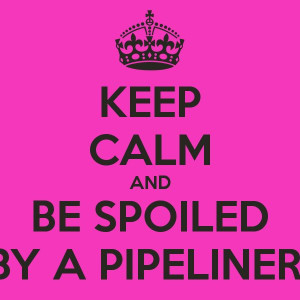 Spoiled Pipeliner's Wife ♡