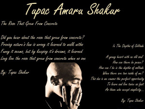 Tupac Shakur Wallpaper Quotes Poems Free Download for Tablets