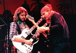 Don Felder and Joe WalshEagles Th Greatest
