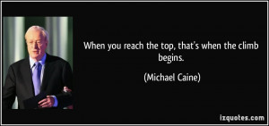 climbing to the top quotes