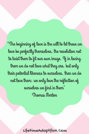 LOVE quotes #thomasmerton #love