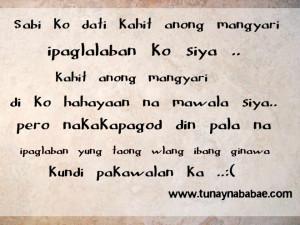 Patama Quotes Sa Ex