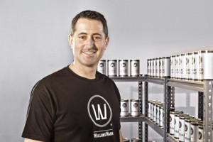 He spent 5 years at Tui Brewery in Mangatainoka, learning his trade ...